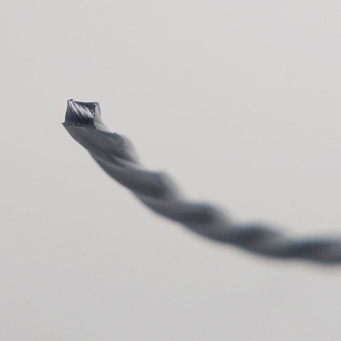 2.4mm角型ツイスト メタリック